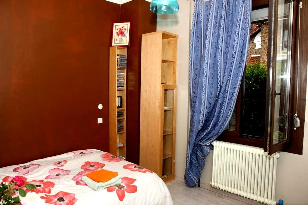Une chambre privée de 12m² à Savigny sur Orge - Savigny-sur-Orge - House