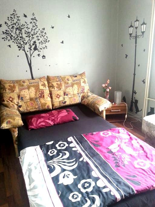 Nice Room in the Center of Dortmund - Dortmund - Apartemen