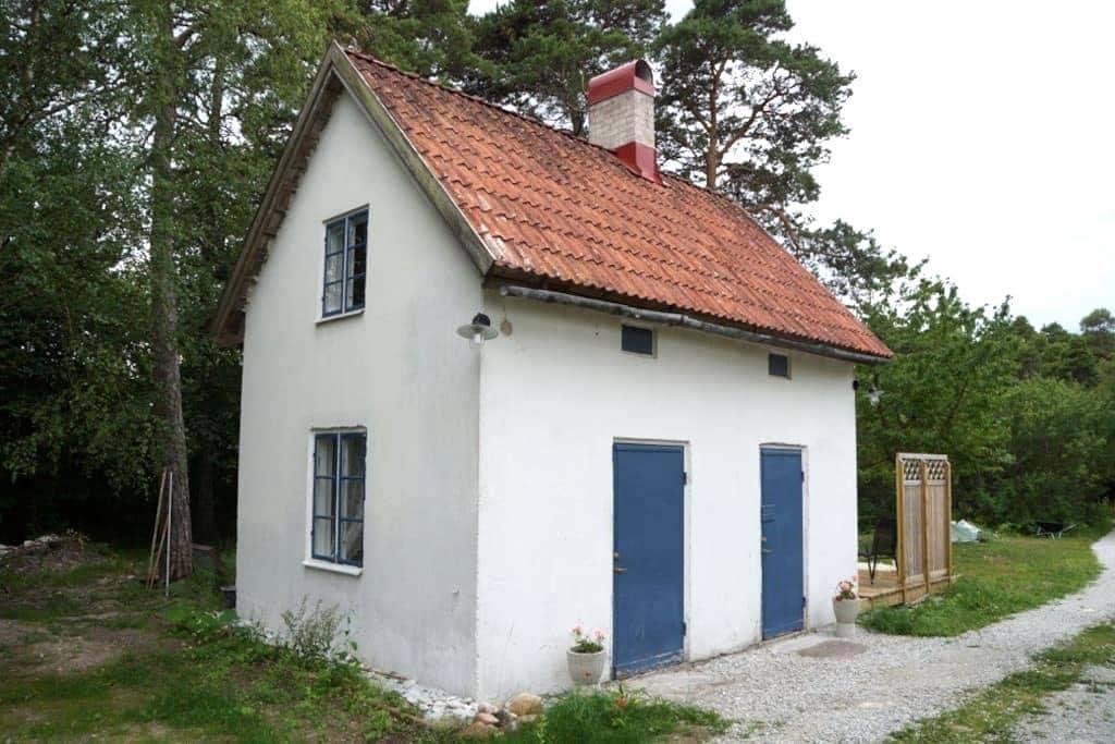 Bryggstuga - Gotland N - Wohnung