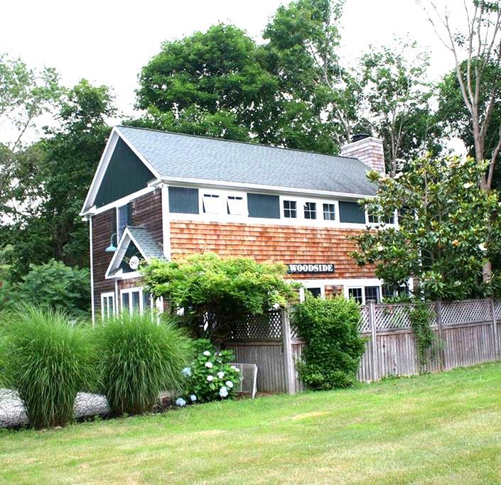 CT Shoreline Home w/ private beach - Madison - Casa