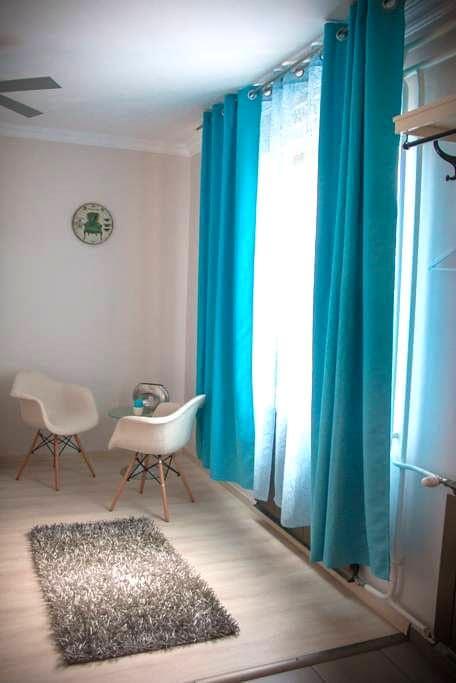 Türkíz Apartman - Mórahalom