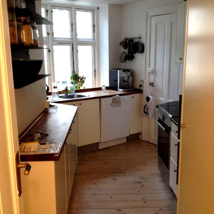 Bright apartment, perfect for exploring Copenhagen - Copenhaga - Apartamento