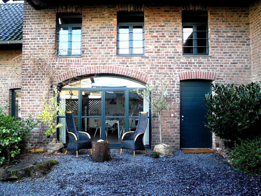 """""""Remise"""", Haus in einer Hofanlage - Rommerskirchen"""