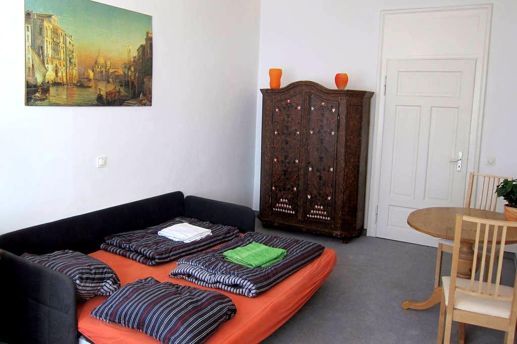 Cozy, quiet room in perfect location! - Múnich - Departamento