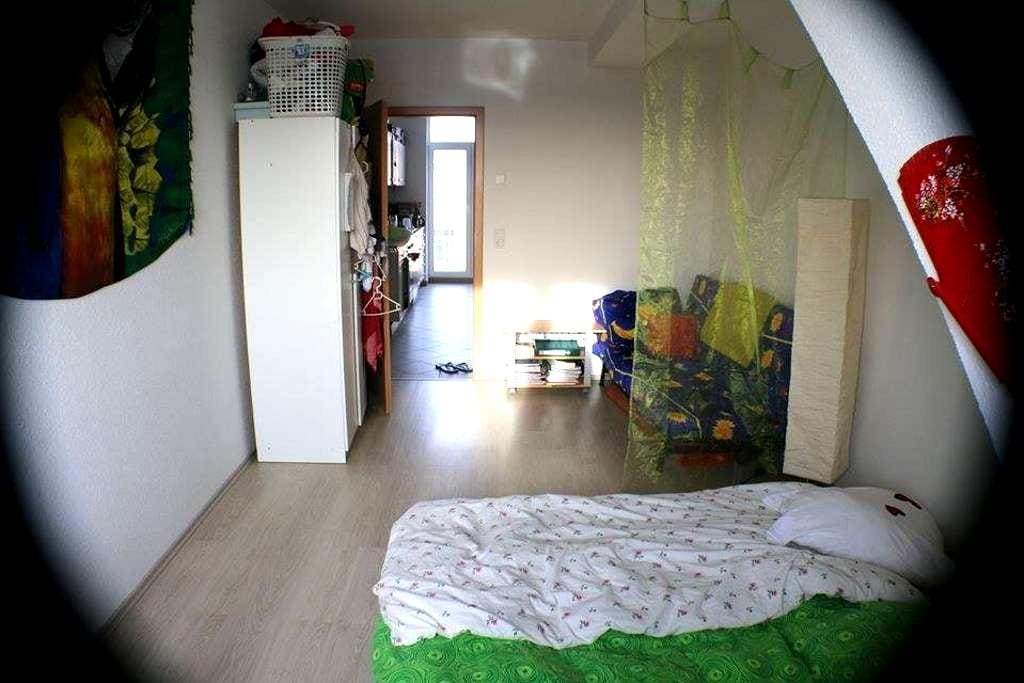 Rent a nice room in the Neustadt! - Dresda - Appartamento