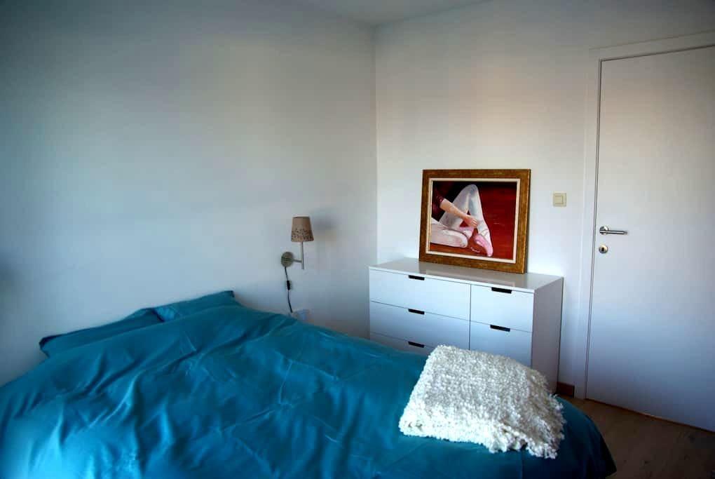 Chambre Zénitude simple et très confortable - Liège - Huis