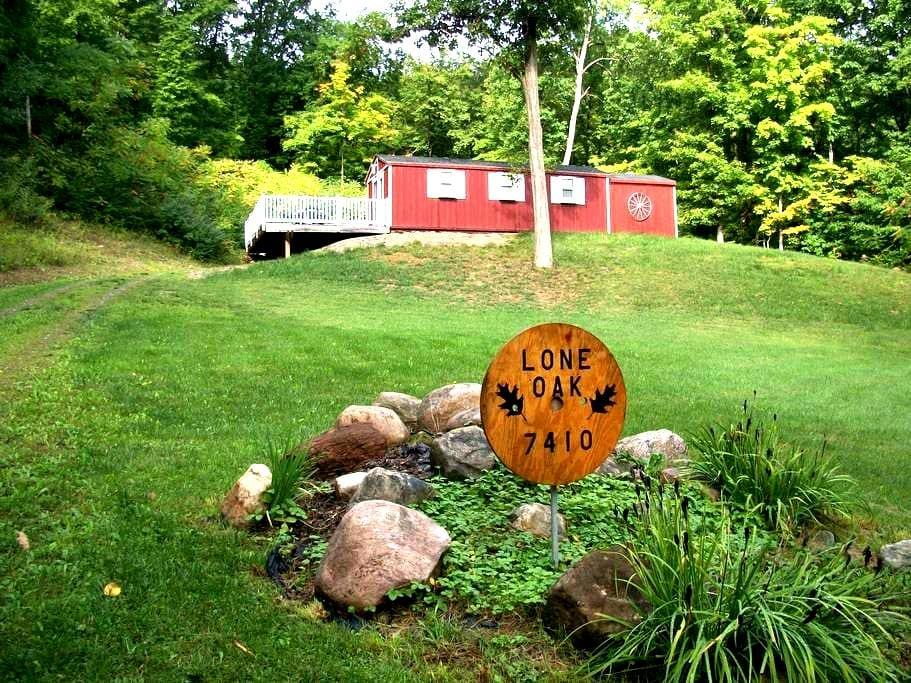 Lone Oak Cabin - Naples - Stuga