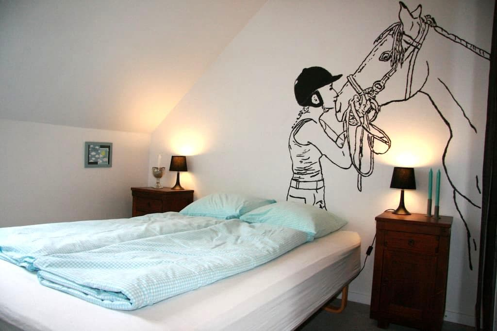 Søndervig Bed & Breakfast - Room: Corina - Ringkøbing