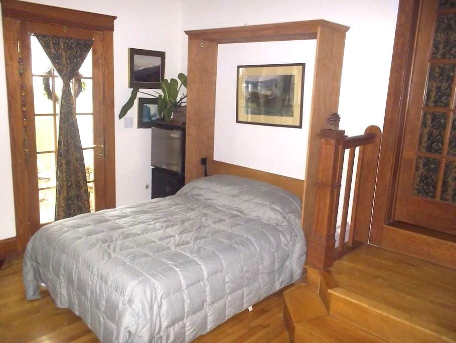 Quiet neighborhood in Portsmouth NH - Portsmouth - Apartamento
