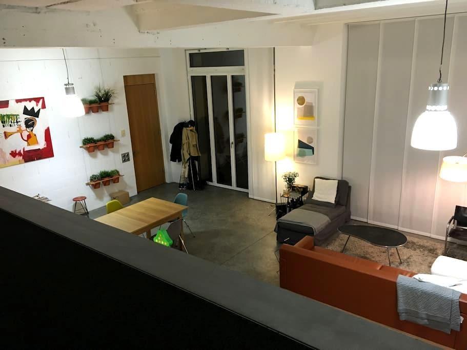 Loft contemporain au centre ville. - Lausana