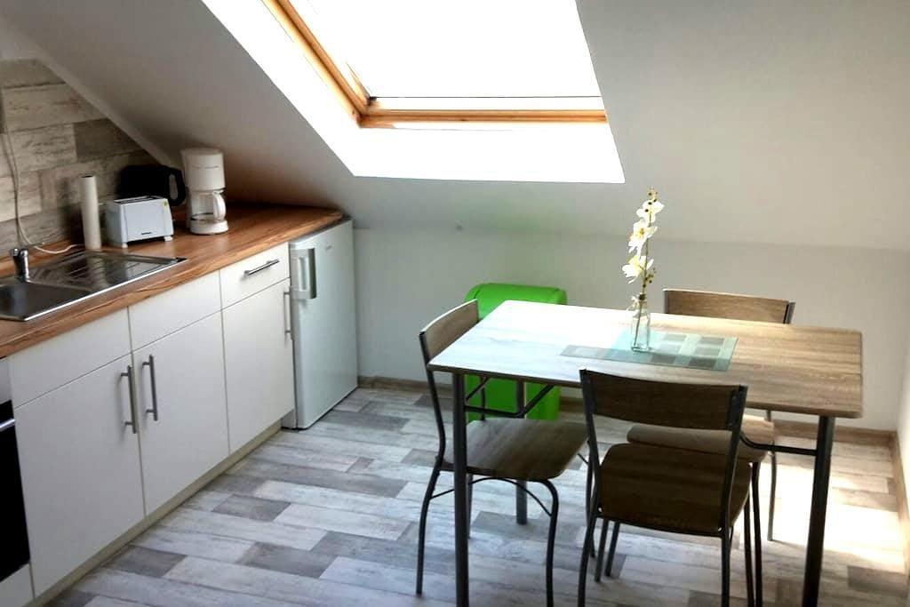 2 Zimmerappartment in der Nähe von Wolfsburg - Velpke - Mobilyalı daire