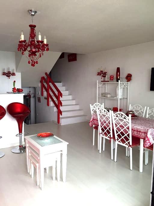 2 pièces standing calme et lumineux - Deauville - Apartamento