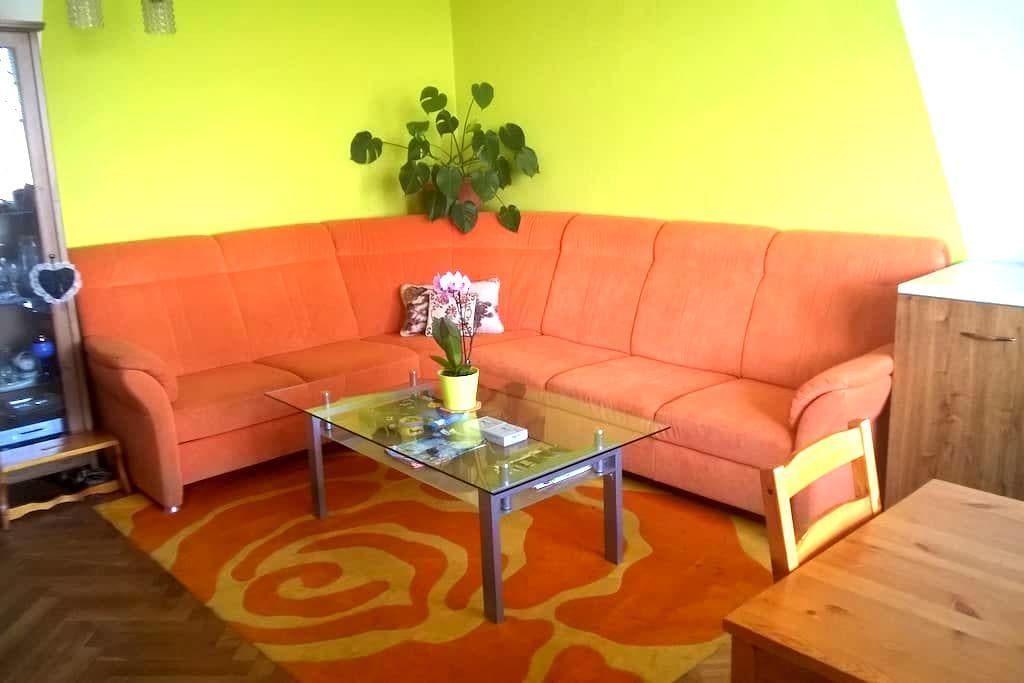 slunečný byt, v klidném městečku - Modřice - Apartamento