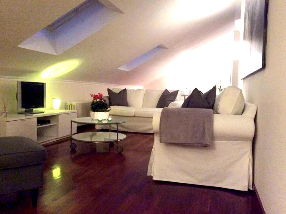 Cozy apartment in the center. - Alba - Daire