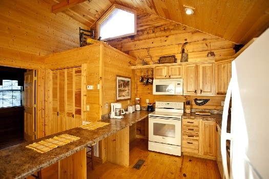 Etonnant Tellico Cabins, Deer Cabin With Hot Tub   Cabins For Rent In Tellico Plains,  Tennessee, United States