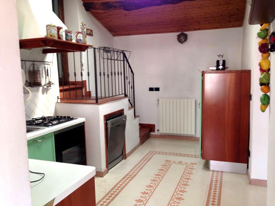 Bella casa a Boscomare - Boscomare - Daire