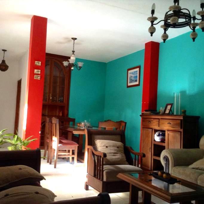 Hostal El Mirador de San Antonio - Cali - Casa
