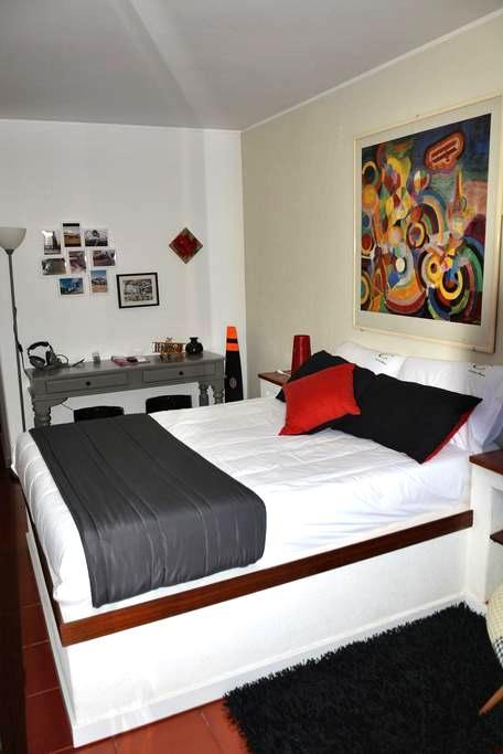 CasaMar - Chambre aviation - Sesimbra - Bed & Breakfast