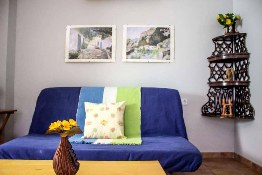 Apartamento 1 Villa Torcal - Villanueva de la Concepción - Pis