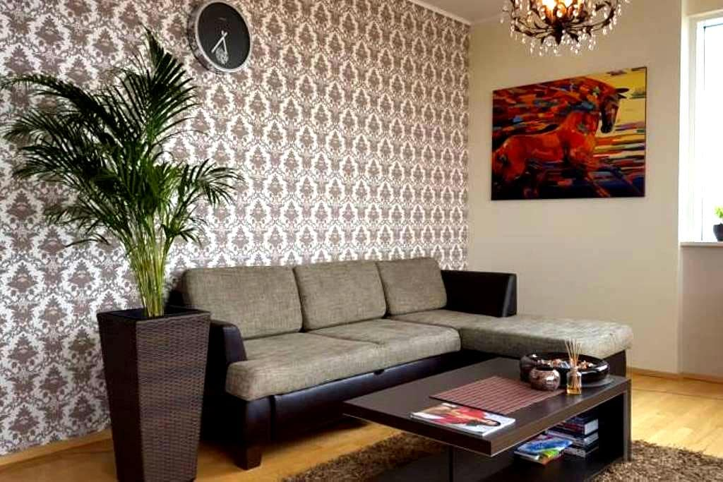 Amazing Sea-view apartment - Klaipėda - Lägenhet