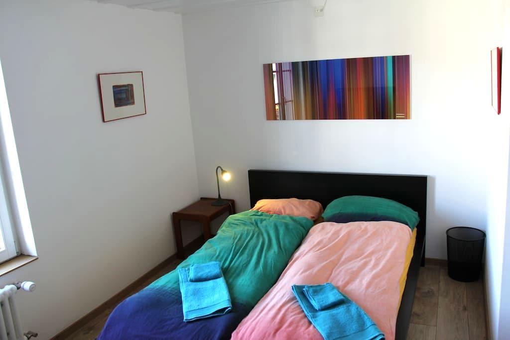 Privatzimmer, TV, I-Net, Whirlpool - Berne - Apartmen