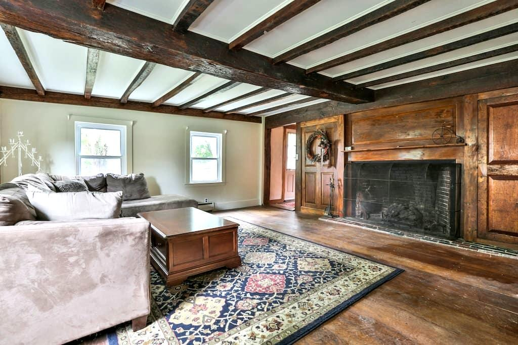 Renovated Antique Farmhouse, Beautiful Newburyport - Newburyport - House