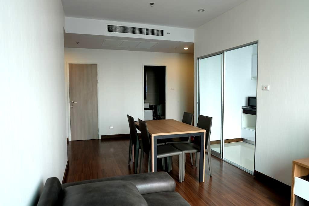 Comfortable room with everything u need - Bangkok - Condo
