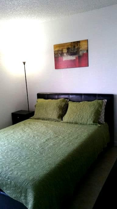 10-15 mins from LAS & LV Strip,Cozy 1BD w/Cable - Henderson - Haus