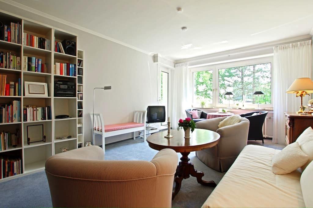 ID 4623   3-room-apartment wifi - Hemmingen - Appartement