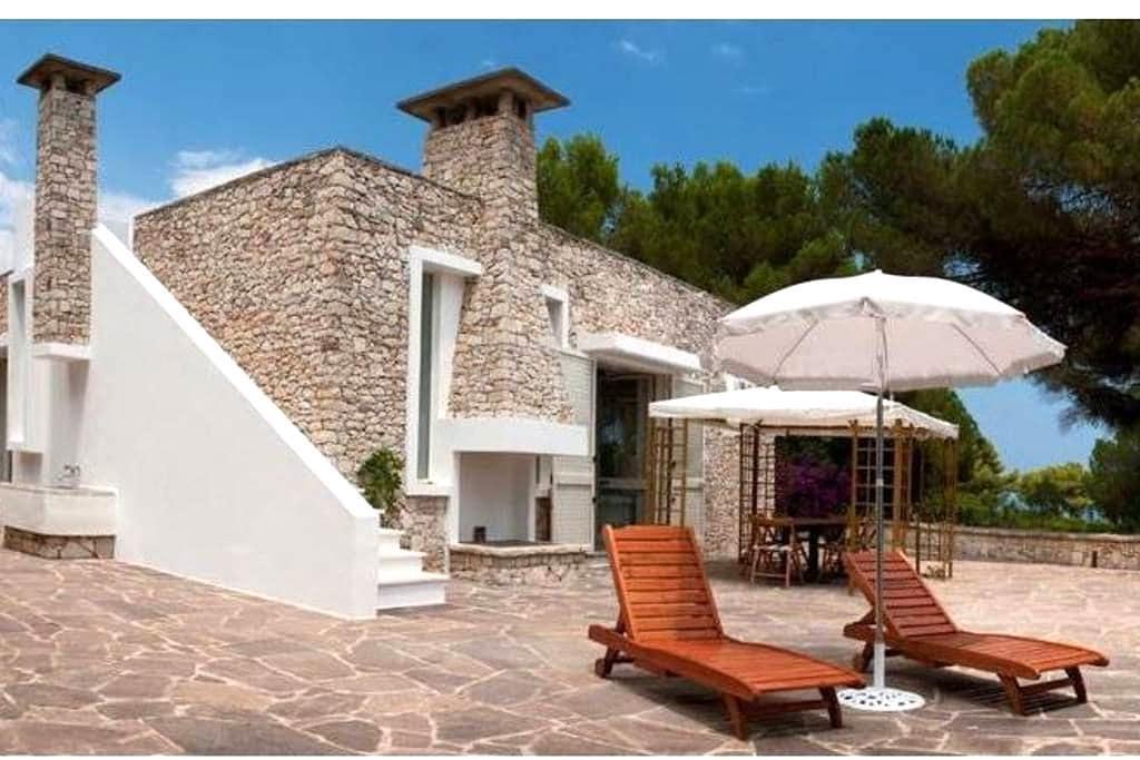 Villa delle Agave da  6 a 8 persone - Marina di Novaglie - Villa