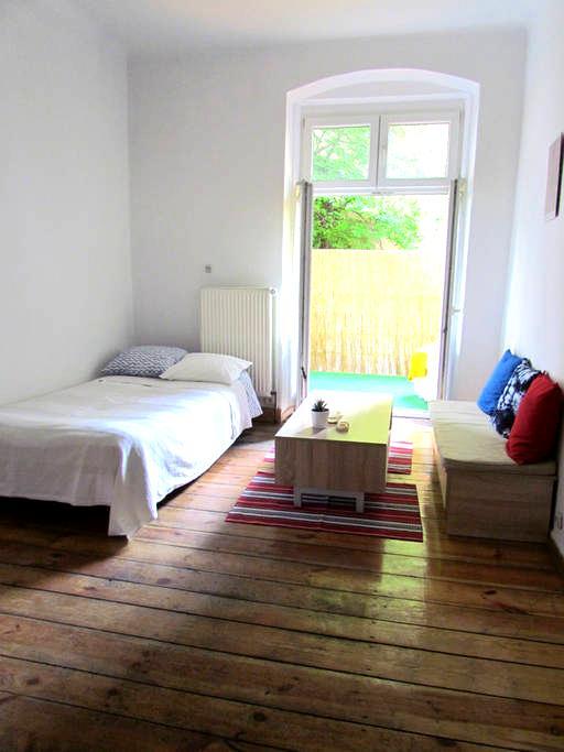 Przestronne mieszkanie w centrum - Poznań