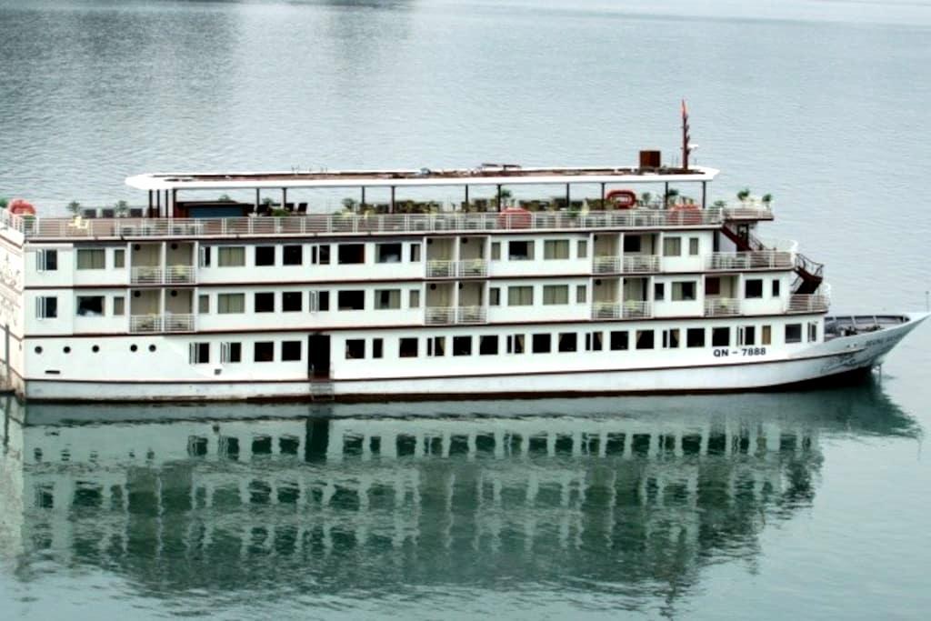 Halong Bay Luxury Boat - Thành phố Hạ Long