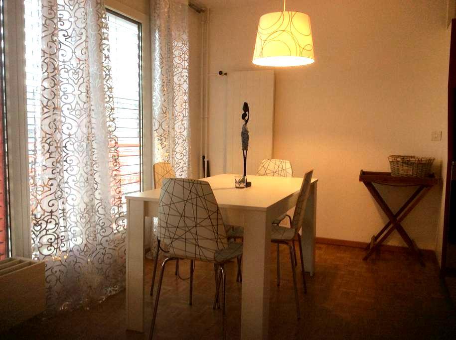 Confort, détente, autour de Geneve - Dardagny - Byt