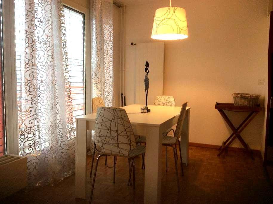 Confort, détente, autour de Geneve - Dardagny - Appartement