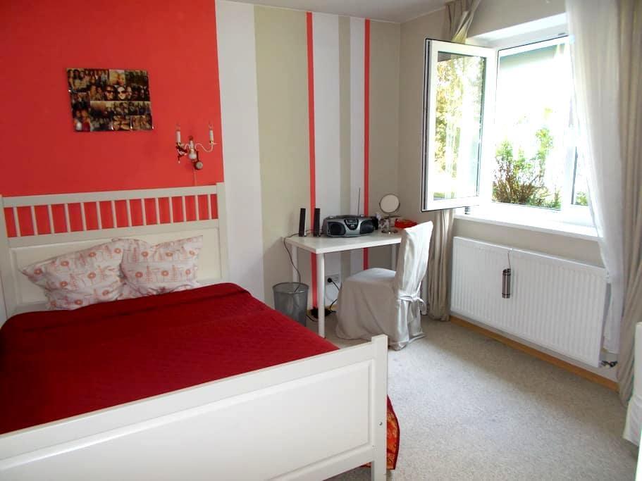 Freundliche, gemütl. Wohnung, 68 qm - Bad Sobernheim - บ้าน