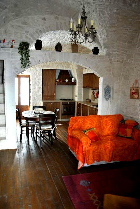 Locorotondo, historical centre - Locorotondo - Casa