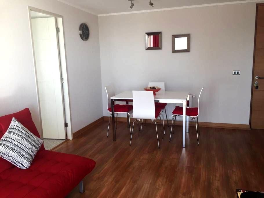 Centro temuco, amplio y nuevo Depto - Temuco - Condomínio