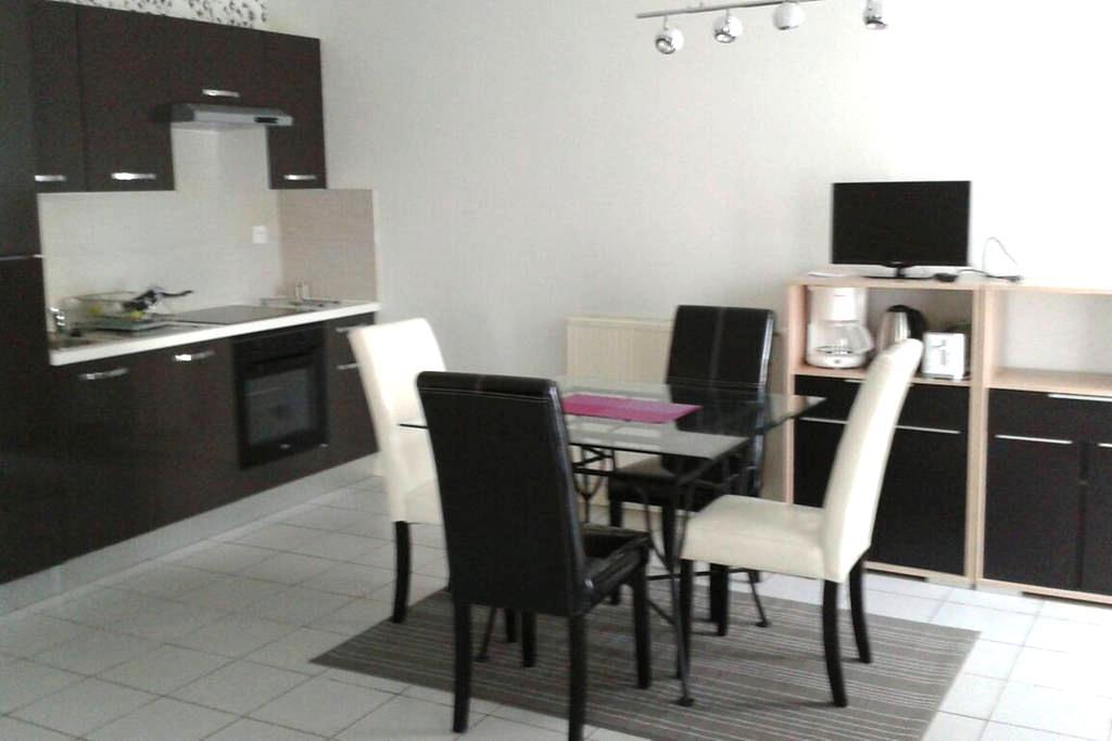 Appartement cosy proche plages - Cléder