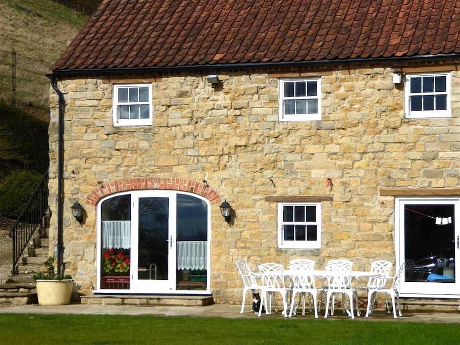 Triple room at Low Park Farm - Ebberston - Rumah