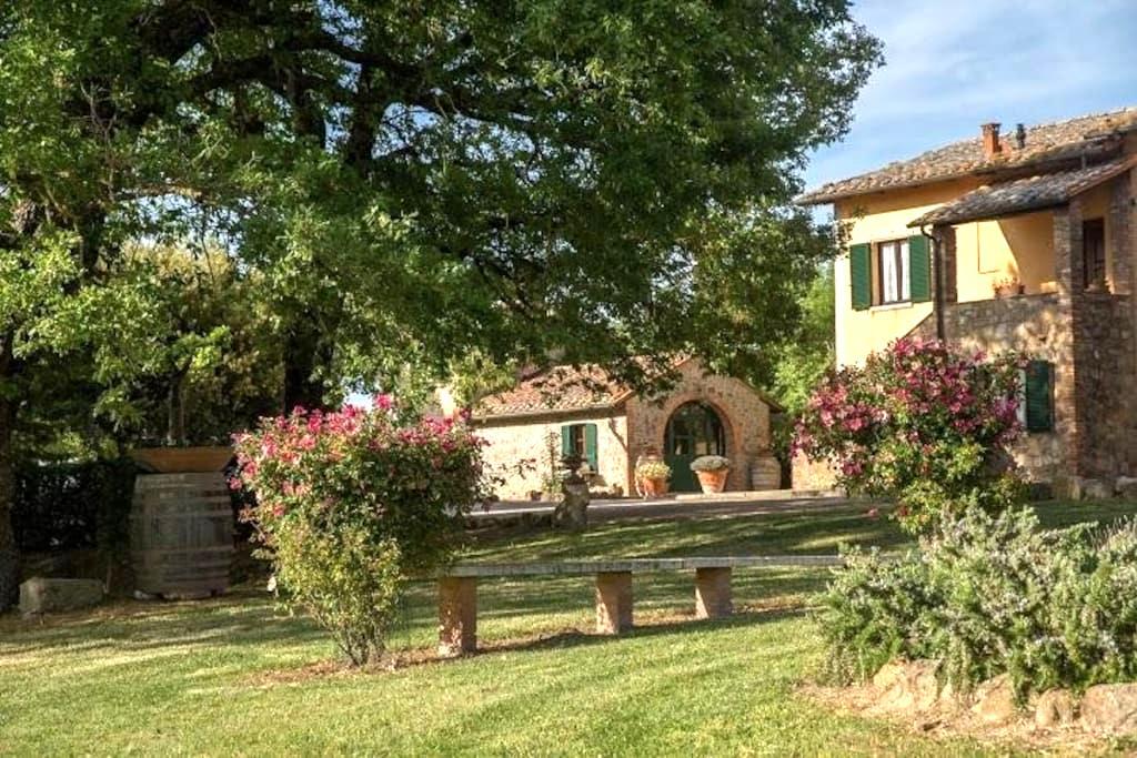 Agriturismo la Manonera Montepulciano - Montepulciano - Villa