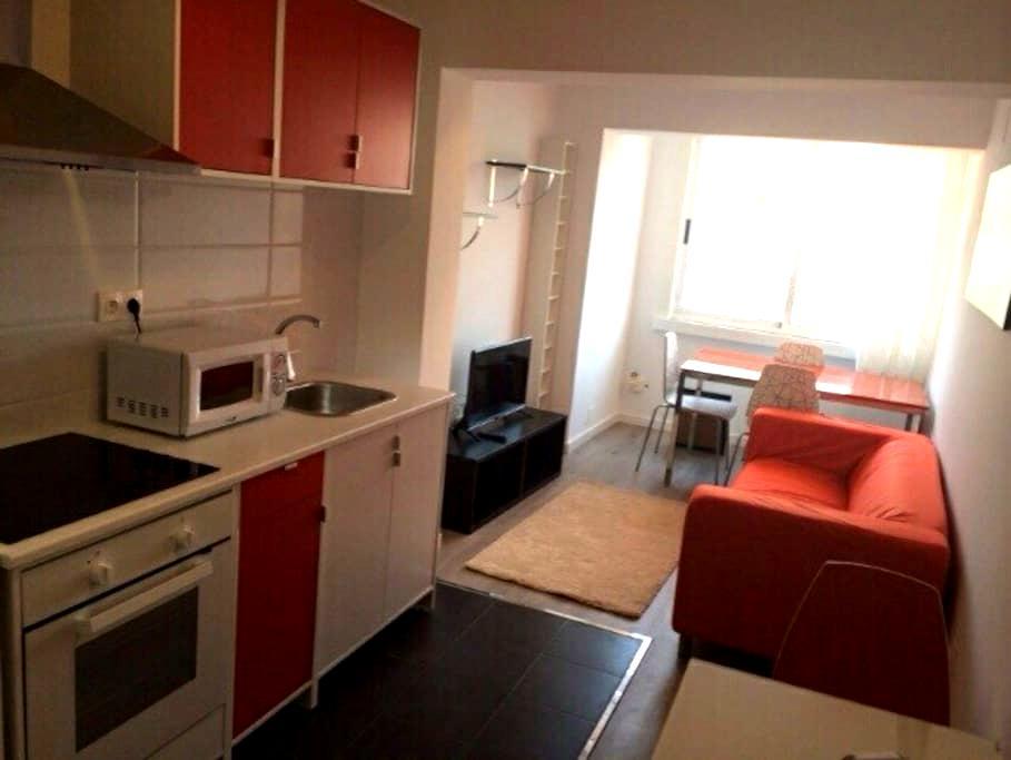 A2Apartamento moderno cerca del mar - A Coruña - Apartmen