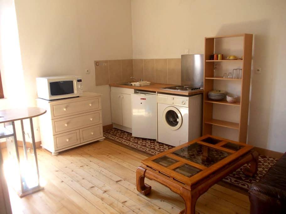 T2 haute savoie, proche Genève, Annemasse . - Bonne - Apartment