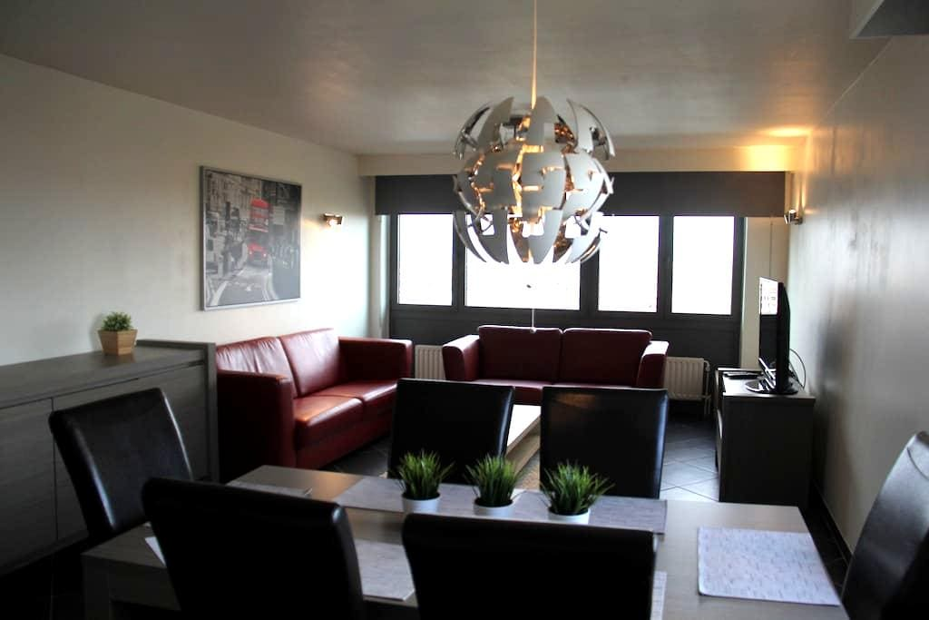 Beautiful and luxurious apartment for 1 - 6 guests - Antwerpen - Apartemen