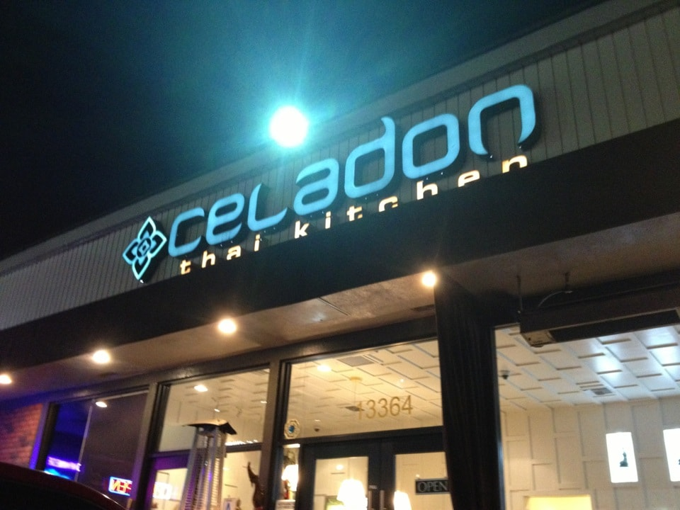 Celadon Thai Kitchen In Los Angeles