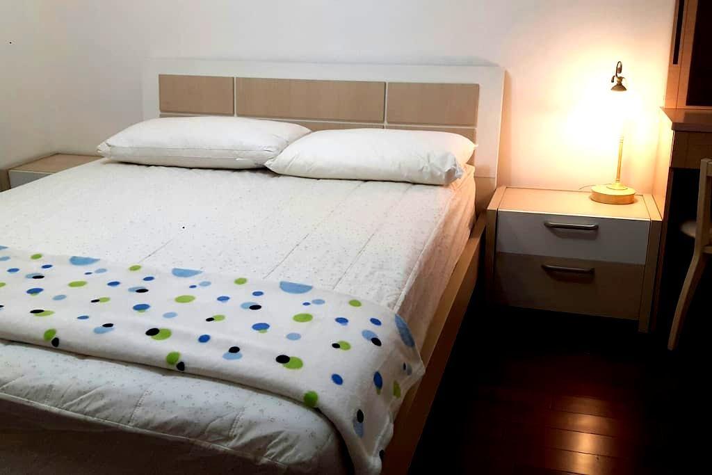 安靜,乾淨,像居家一樣的放鬆 - 南區 - Bed & Breakfast
