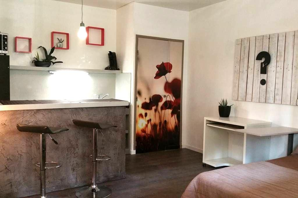 Studio proche du centre ville - Saint-Raphaël - Apartmen