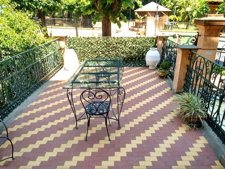 Wonderful liberty apartment - Santa Margherita Ligure - Departamento