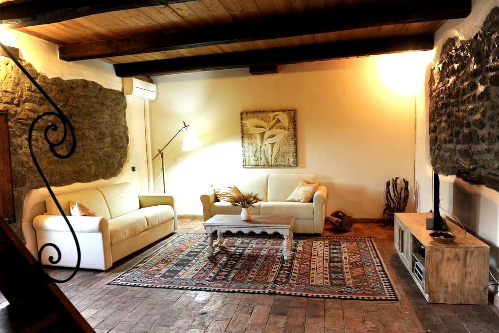 Agriturismo Antico Corniolo - Cantoniera - House