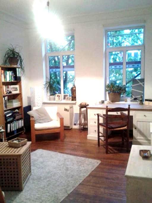 Gemütliche Wohnung im schönen Ottensen - Hamburg - Apartment