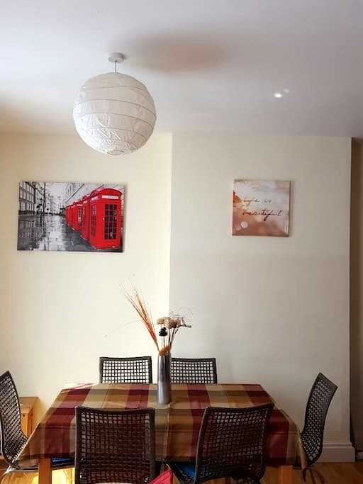 Homely and enjoyable Guest house - Chatham - Apartemen
